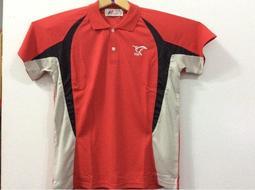 桌球孤鷹~正品TSP桌球衣~小款~型號9935-(紅色)~廠商斷碼超低特價!