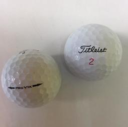 最暢銷的    Titleist  Pro V1x. 高爾夫球 4層球 (翻新球) (10顆/包)