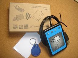 NFC Reader 讀卡機 RFID Reader 讀卡機 iCash2.0 悠遊卡iPass一卡通HappyCash