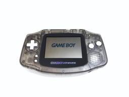 【勇者電玩屋】GBA正日版-GBA 透明黑色款(Gameboy)外殼翻新 1648469
