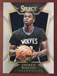 2014-15 Select #100 Andrew Wiggins RC 灰狼隊