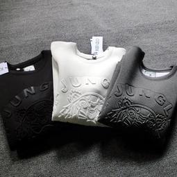 現貨 KENZO JUNGLE 老虎頭 太空棉 立體3D造型 長袖T
