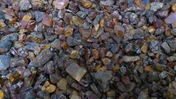 多明尼加琥珀小碎礦