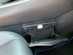 LED夾式汽車垃圾桶-小(計程車必備 車內垃圾桶 掛式垃圾桶 磁扣垃圾袋 後座車用置物袋 收納袋 防水垃圾袋 附垃圾袋)