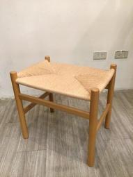 [Deer家具]CH53椅凳複刻版 Hans J. Wegner ash梣木全實木 Y CHAIR( 北歐 復刻 臺灣製造)