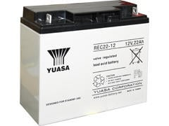 屏東 潘帥電瓶 YUASA湯淺REC22-12 高性能密閉閥調式鉛酸電池~12V22Ah