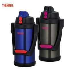 (公司貨) THERMOS 膳魔師 不銹鋼真空保冷瓶 保溫瓶  FFO-2003 運動水壺 2000ML 2L