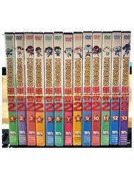 挖寶二手片-B03-061-正版DVD-動畫【KERORO軍曹2 01-13 全集】-套裝 國日語發音