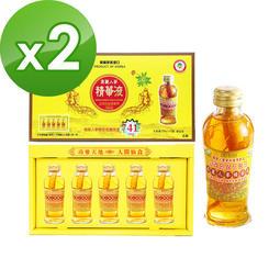 金蔘-韓國高麗人蔘精華液禮盒(120ml*5瓶,共2盒)