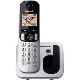 【送LED燈泡】 Panasonic 國際牌數位DECT 無線電話 KX-TGC210TW (松下公司貨)