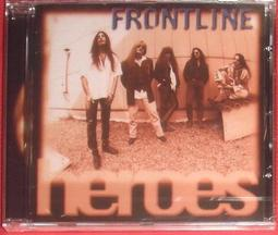 FRONTLINE  / The State Of Rock +2  + Heroes 2張專輯(全新歐版)