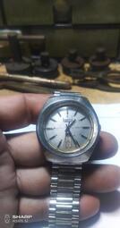 Rebecca25j老機械錶,eta2789自動上鍊,功能正常需清洗,實品拍照,品相如圖!