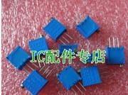 [二手拆機][含稅]3296電位器包 3296W電位器 可調電阻包100R-1M每種1個共13種
