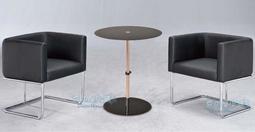╭☆雪之屋居家生活館☆╯R304-04/05 造型椅QG-030-1(電鍍)/辦公椅/電腦椅/休閒椅/單張椅子/不含桌子
