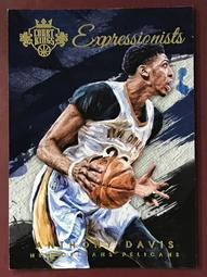 2015-16 Court Kings Expressionists #23 Anthony Davis 鵜鶘隊