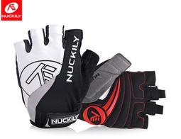 自行車手套 (342) NUCKILY  短指手套 單車手套 公路車手套 自行車短指手套 腳踏車手套
