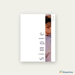 [ 親筆簽名預購 ] 鄭恩地 Jung Eun Ji  - 第四張迷你專輯「Simple」韓版 計榜【簽名專輯】