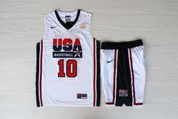 NBA2018全明星賽球衣 美國夢幻隊 miller 米勒 Curry Durant 湯普森
