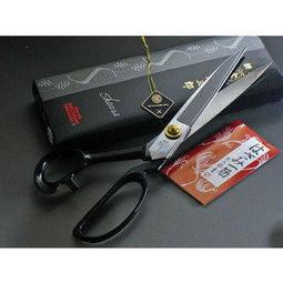 日本庄三郎 10吋半 裁縫剪刀(黑柄) A-260 新輝針車有限公司