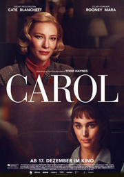 【原版海報】因為愛你 Carol (2015) 德版雙面 59x84 A1