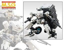 ◆時光殺手玩具館◆ 現貨 組裝模型 壽屋 MSG 巨神機甲 04 武裝碎裂者(KO26099)