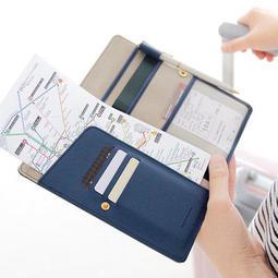 ◎。Bafa。◎ 韓國iconic~ Anti Skimming Passport 幸運女神 長款防側錄護照套