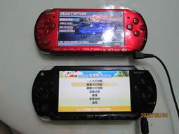 可開機 Sony PSP  3007 1007 功能正常 零件機