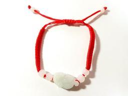 (新大成藝品) 紅線手鍊 豼貅手鍊 水晶石手鍊 玉石手鍊 手環