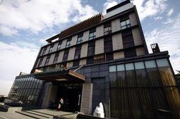 【Rock的家】台南儷景溫泉會館-生活館雙人房住宿券 含早晚餐