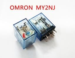 MY2N-J MY2NJ 1PC NEW OMRON the relay