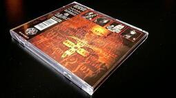 1999絕版首發 Enthroned  The Apocalypse Manifesto 進口原版CD@E1