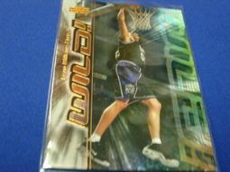 阿克漫400-52~NBA-1999-00年Upper Deck特卡Jason Williams只有一張