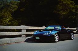 Boxster 986 只跑了9萬公里 總代理 經典全原廠 六六車庫