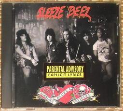 Sleeze Beez  / Powertool (1992美版 Very rare!)