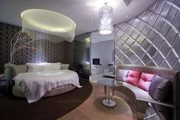 【Rock的家】台北大直薇閣精品旅館漂亮房平日住宿券 含早餐 可面交