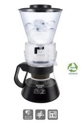 【圖騰咖啡】消暑利器~新版DRIVER冰滴咖啡壺600ml 冰滴調節閥設計 不鏽鋼濾網 DR-TDC60