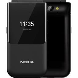 【永和樂曄通訊】NOKIA 2720 Flip 4G 折疊式手機(512MB/4G) 黑色紅色 經典翻蓋機 聯強保固一年