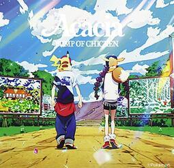 ◎日本販賣通◎(代購)BUMP OF CHICKEN「Gravity/アカシア」精靈寶可夢 Acacia盤