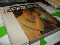 老殘二手書 典藏版 世界美術館全集 9 波士頓美術館