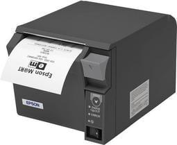 網路版 EPSON TM-T70II 熱感式收據印表機(含網卡)感式收據印表機 / 發票機/ 單據機 / 標籤機 / p