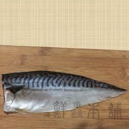 鮮鱻本舖  鯖彩特A級挪威薄鹽鯖魚