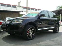 TOUAREG 拓瑞格 福斯 VW 3.2黑 06年 (SHARAN  TIGUAN  TOURAN  CADDY MAXI  )