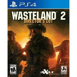 PS4遊戲片 荒野遊俠2 導演版 Wasteland 2: Director's  角色扮演 英文實體版 無中文 中古