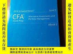 博民CFA罕見2018 Exam Prep Level II Book5露天316310
