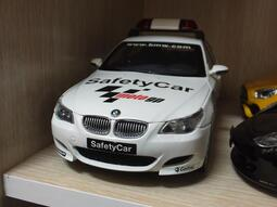 Kyosho BMW E50 M5 Safety Car 1:18金屬模型車