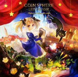 【月光魚 電玩部】代購 ebten CD 奧丁領域:里普特拉西爾 電玩遊戲 原聲帶 OST PS4 PSV