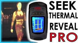最強專業版※台北快貨※美國原裝 Seek Reveal PRO Fast Frame FF 口袋型手持熱像儀,非FLIR