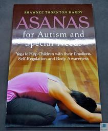 【語宸書店E27A】《Asanas for Autism and Special Needs》9781849059886