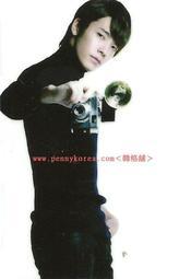 韓國明星 pennykorea<韓格舖>韓國人氣團體-- SJ Super Junior 東海  DongHae A-CHa精緻萬用貼 悠悠卡貼 現貨