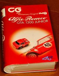 Takara Choro Q 阿Q車 日本 CG Alfa Romeo GTA 1300 Junior